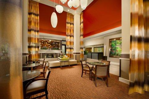 Hilton Garden Inn Chattanooga Hamilton Place - Hotel Lobby