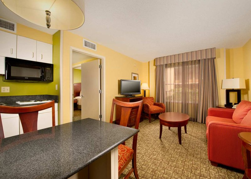 Hampton Inn & Suites Ft. Lauderdale Airport lakosztály