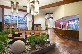 Doubletree Resort by Hilton, Puntarenas - Lobby