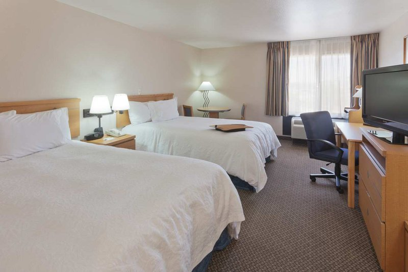 Hampton Inn Las Vegas Вид в номере