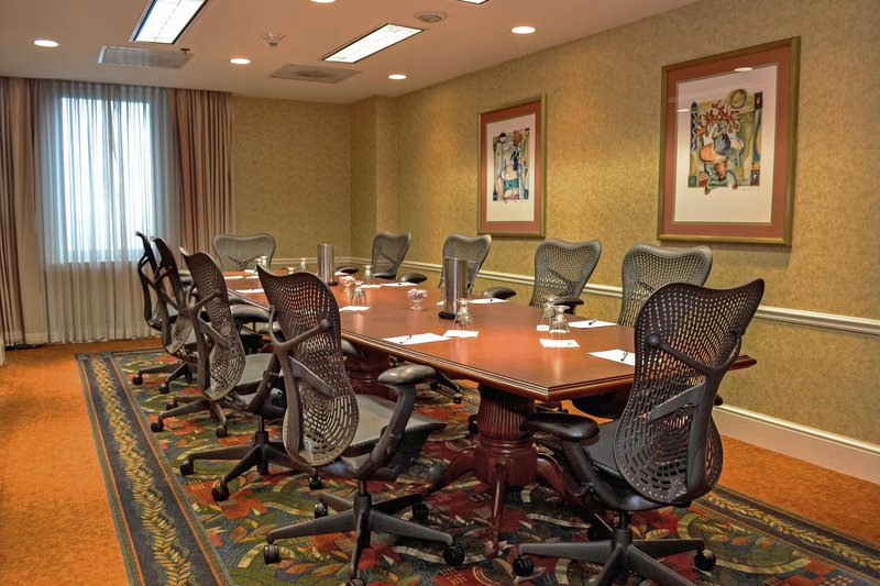 Hilton Garden Inn Philadelphia Center City Kokoustila