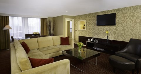 Doubletree by Hilton Hotel Cambridge City Centre - Penthouse Lounge