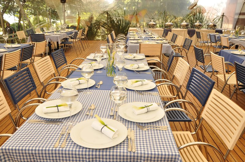 Radisson Royal Bogota Hotel Gastronomie