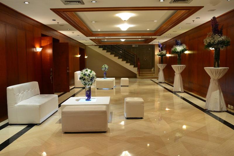 Radisson Royal Bogota Hotel Lobby