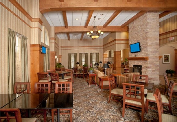Staybridge Suites San Antonio - Airport Ravintolat