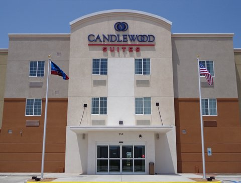Candlewood Suites Odessa Hotel - Hotel Exterior