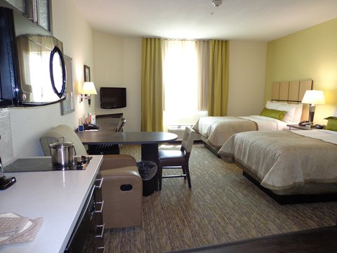 Candlewood Suites Odessa Hotel - Double Bed Studio Suite