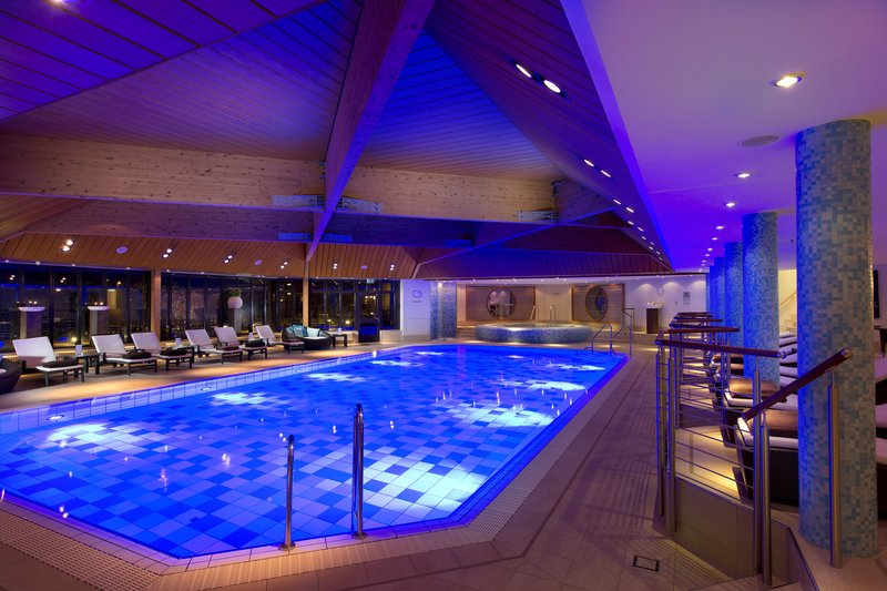 Hotel InterContinental Berlin Piscina