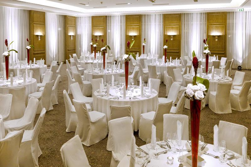 Hotel InterContinental Berlin Sala para banquetes
