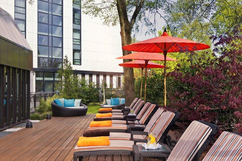 Hotel InterContinental Berlin SPA InterContinental Terrace