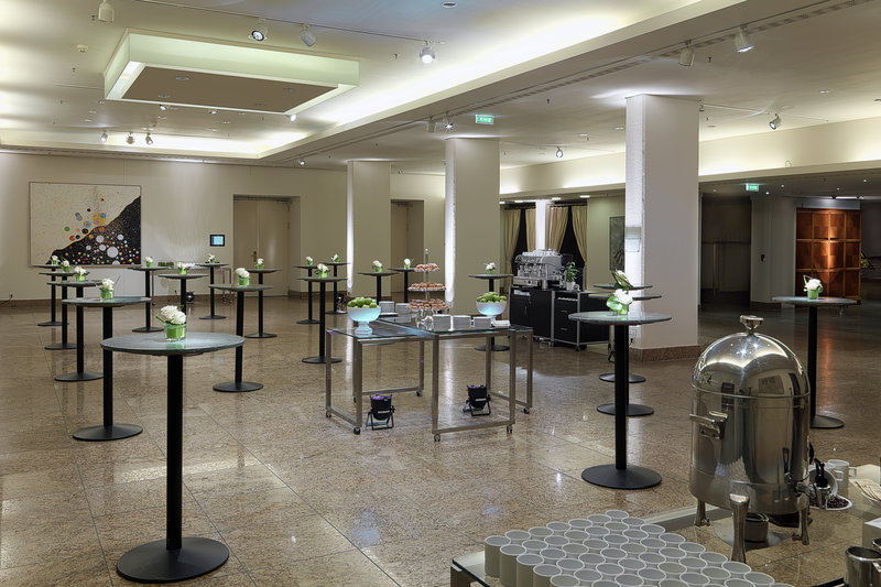 Hotel InterContinental Berlin Área de recepção