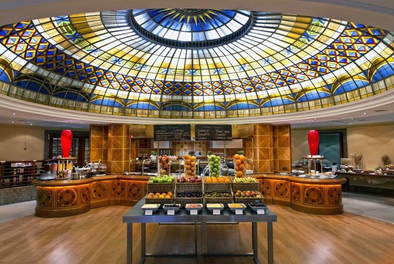 Hotel InterContinental Berlin Bufé