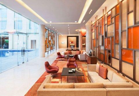 كورتيارد باي ماريوت مطار كوتشي - Lobby Lounge