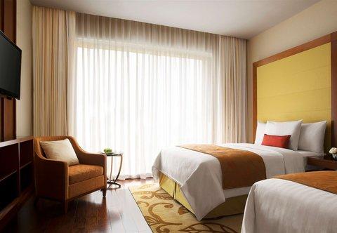 كورتيارد باي ماريوت مطار كوتشي - Deluxe Double Double Guest Room