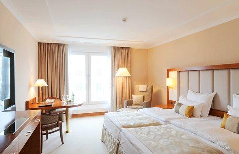 غراند إيليسي هامبورغ - Grand Standard Room at Grand Elys e Hamburg