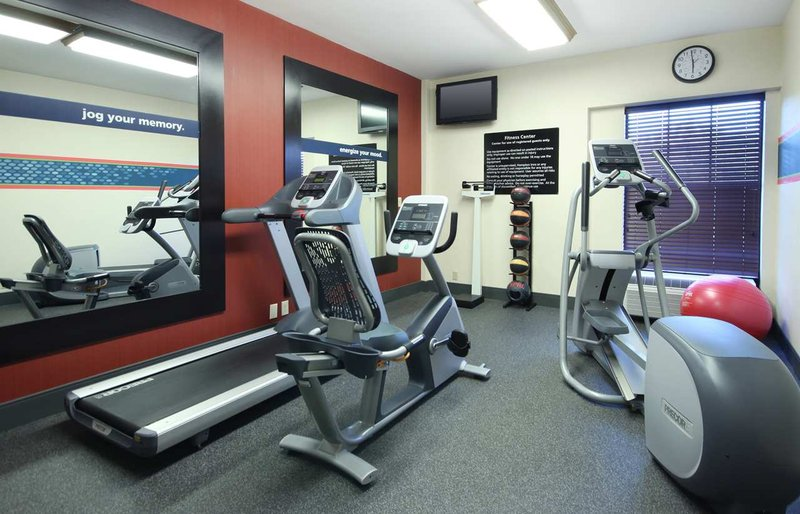 Hampton Inn Boston/North Shore Fitness Club