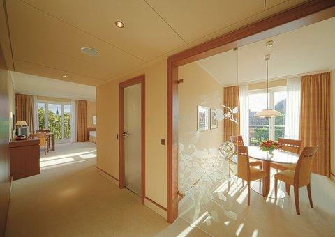 غراند إيليسي هامبورغ - Penthouse Suite Corner at Grand Elys e Hamburg