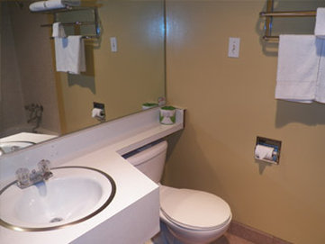 Historic Downtowner Inn And Suites - Bathroom