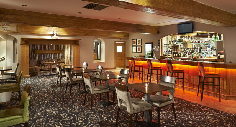 Thistle East Midlands Airport Bar/lounge