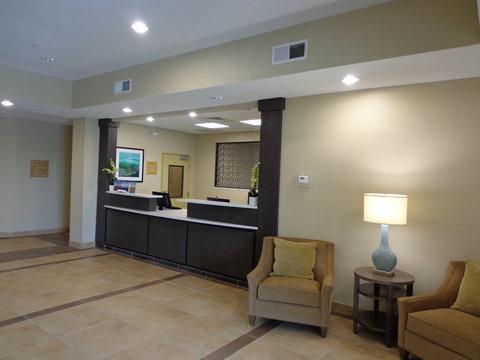 Candlewood Suites Odessa Hotel - Entrance