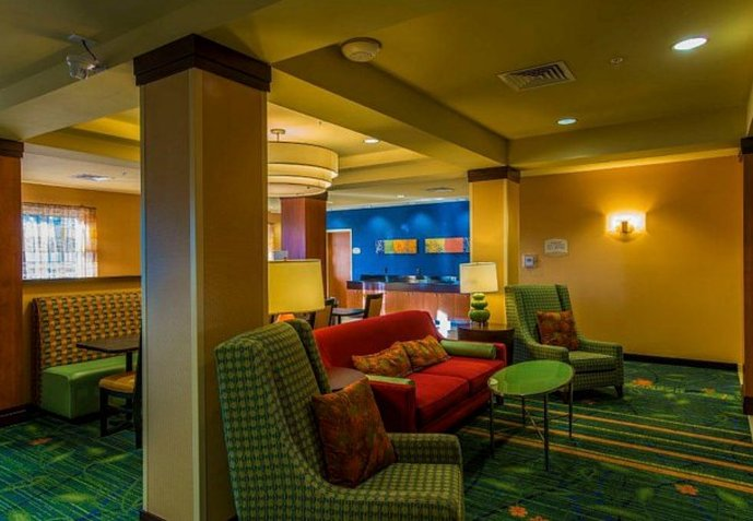 Fairfield Inn & Suites Venice Bar/lounge