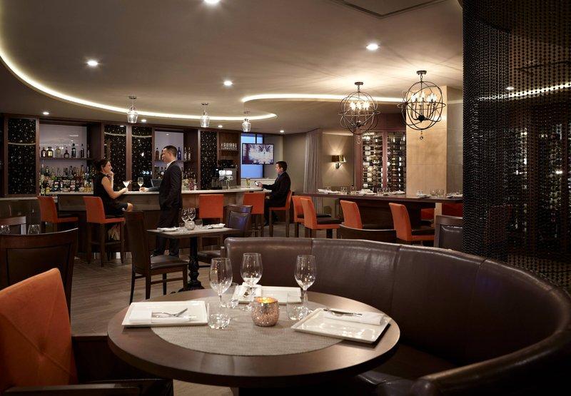 Marriott Quebec City Downtown Bar/Lounge