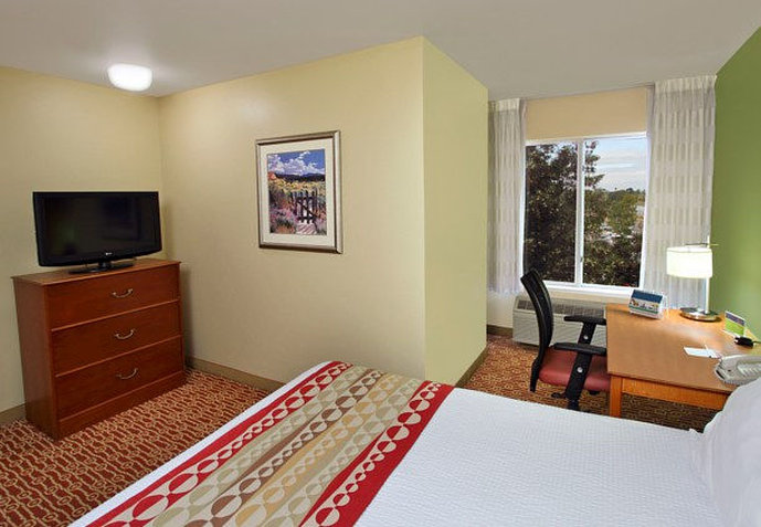 TownePlace Suites Redwood City Redwood Shores Vista della camera