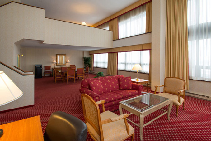 Holiday Inn Express Hotel & Suites Chicago o`Hare Widok pokoju