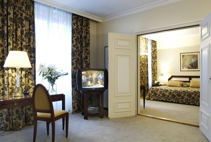 Hotel du Parc Suite