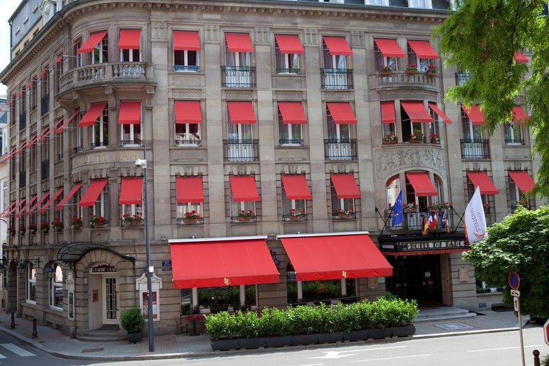Hotel du Parc Außenansicht