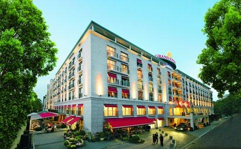 غراند إيليسي هامبورغ - Hotel View Grand Elys e Hamburg