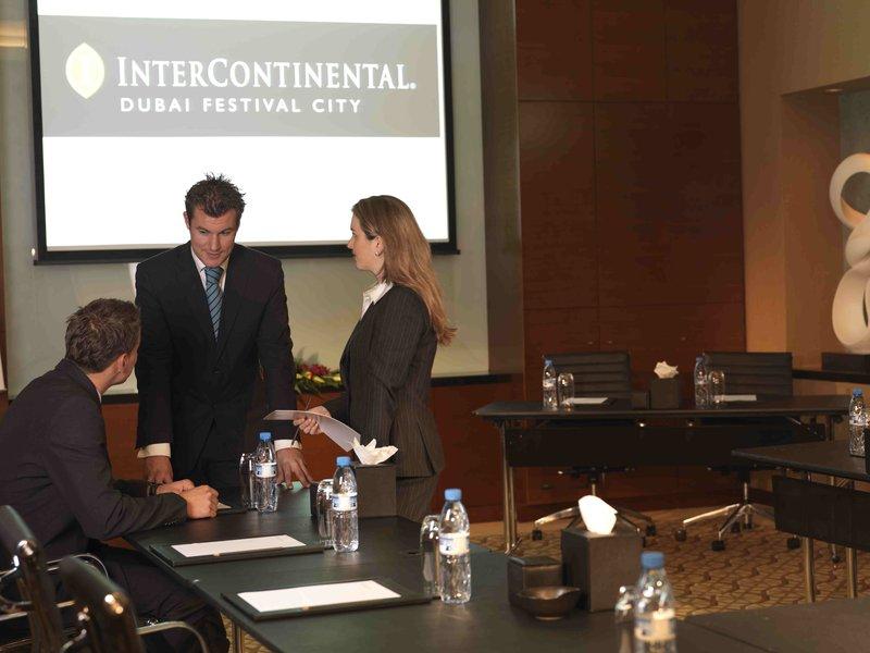 InterContinental Dubai-Festival City Salle de conférence