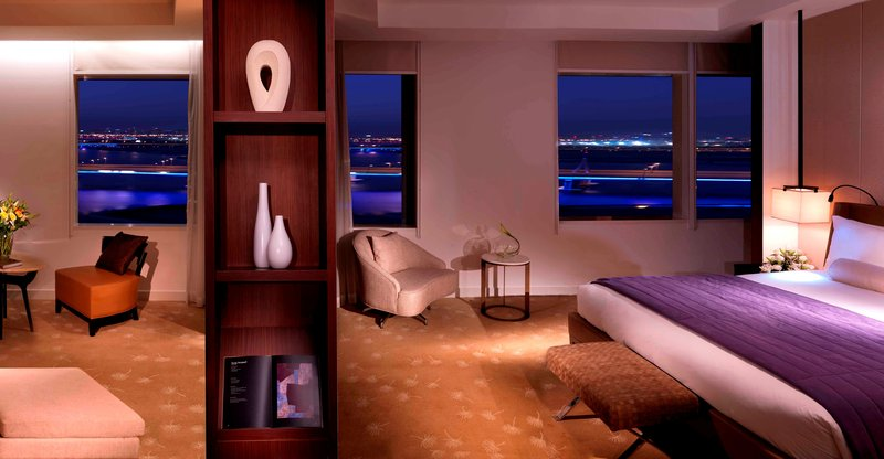 InterContinental Dubai-Festival City Chambre