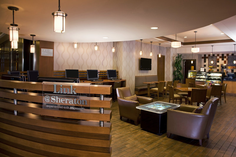 Sheraton Chicago Hotel & Towers Gastronomy