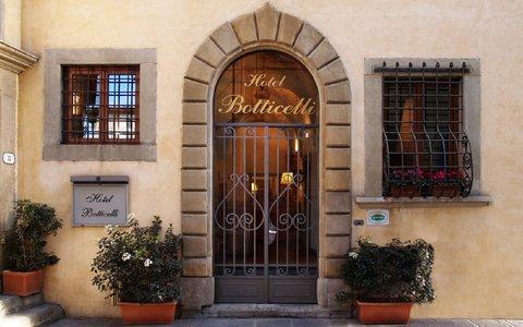 Hotel Botticelli - Exteriors