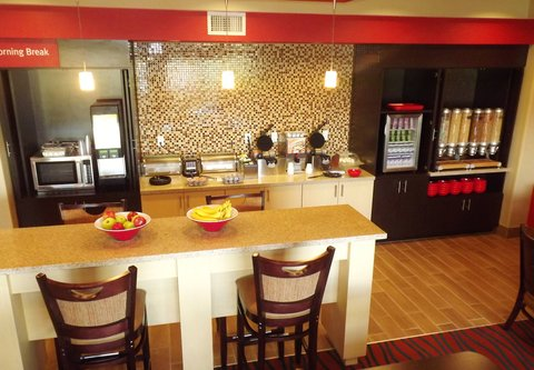 TownePlace Suites Richland Columbia Point - Breakfast Area