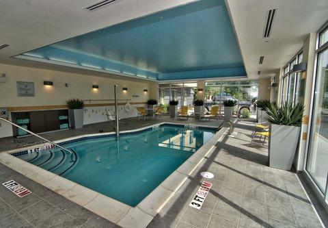 Fairfield Inn & Suites Towanda Wysox - Indoor Pool