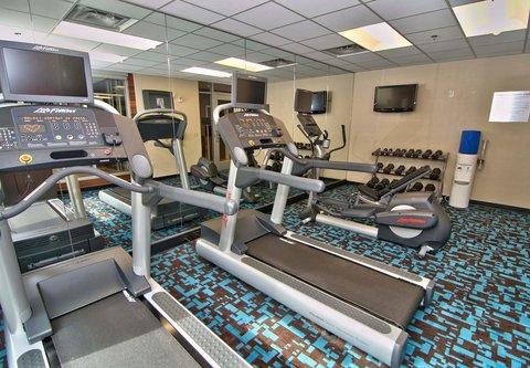 Fairfield Inn & Suites Towanda Wysox - Fitness Center