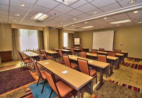 Fairfield Inn & Suites Towanda Wysox - Bradford Meeting Room
