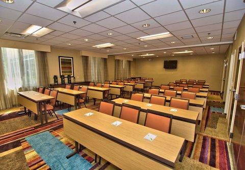 Fairfield Inn & Suites Towanda Wysox - Pisgah Meeting Room
