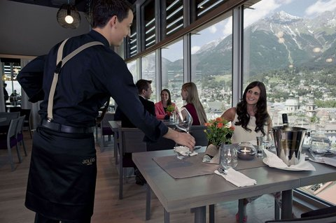 Adlers Lifestylhotel - Restaurant