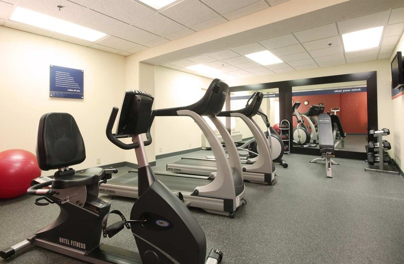 Hampton Inn Indianapolis-South Fitness