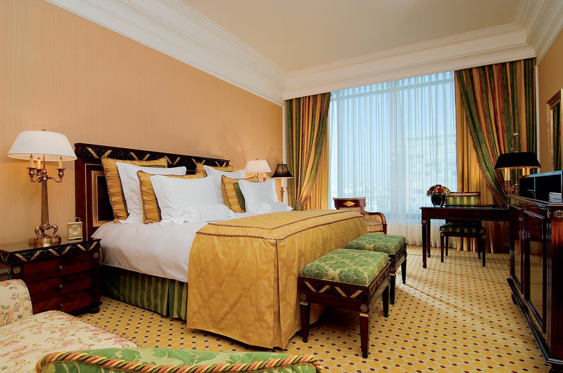The Ritz-Carlton, Moscow Zimmeransicht