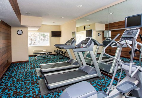 Fairfield Inn & Suites Dayton South - Fitness Center