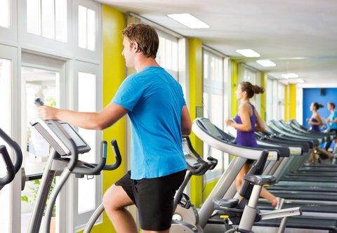 Curacao Marriott Beach Resort & Emerald Casino - Fitness Center