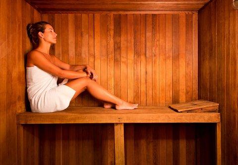 Curacao Marriott Beach Resort & Emerald Casino - Spa - Sauna
