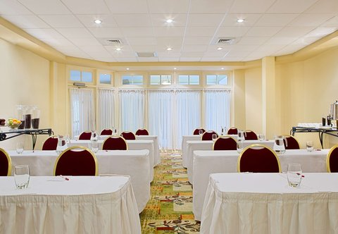 Curacao Marriott Beach Resort & Emerald Casino - Meeting Room