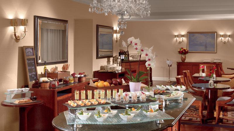 The Ritz-Carlton San Francisco Bar/Lounge