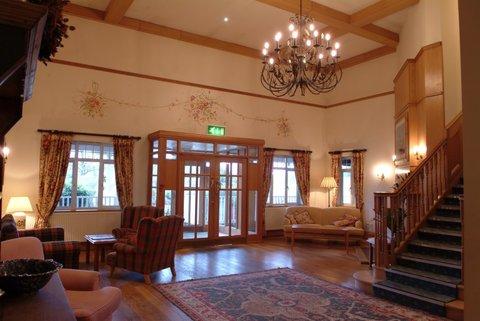 Brook Madison Hotel - Interior Lounge