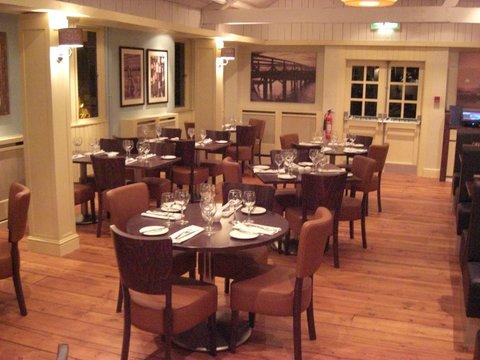 Brook Madison Hotel - Dining Area